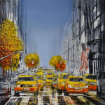 Nigel Cooke, Autumn London