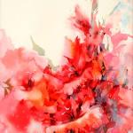 Inna Petrashkevich, Gladiolus, 2017