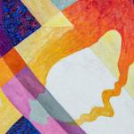 Melinda Braathen, V. Woolf, A Column of Spray, 2020