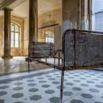 Mario Basner, Butchershop Five, Beelitz Heilstätten, Germany, 2014
