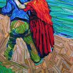 Kyuhak Lee, Monument- Two Lovers #3, 2016
