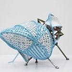 Frank Stella, Fishkill, 1995