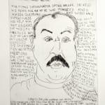 Daniel Heyman, First Untitled War Series, 2004
