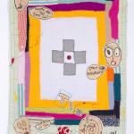 Anthony Stevens, Prayer Flag no. 3, 2021