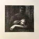 Henry Moore, Lullaby Sleeping Head, 1973