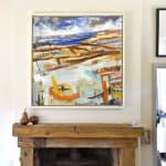 Emma Haggas, Cornish Seascape I (Hungerford Gallery)