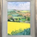 Celia Montague, Spring Afternoon Near Charlbury (London Gallery)
