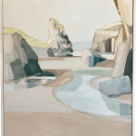 Myles Oxenford, Porthmeor (Hungerford Gallery)