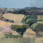 Minnie Shaw Stewart, Sheepdown from Chaddleworth (London Gallery)
