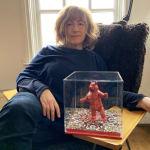 Debbie Lawson, Little Red Bear, 2020