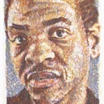 Chuck Close, Keith II, 1981