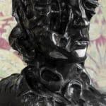 Kevin Francis Gray, San Sebastian's Girl Maquette, 2017