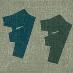 吳東龍Wu Tung-Lung, 小色塊-32 Little Blocks and Colors-32, 2019