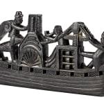 Ship Panel Pipe