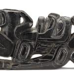 Haida-Motif Panel Pipe