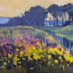 Anthony Bridge, Morning Flowers