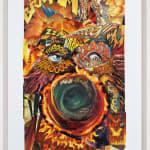 CHRISTIAN MARCLAY, Face (On Fire), 2020