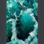 Gerard_Byrne_irish_artist_Watching_the_Waves_II_contemporary_figurative_art