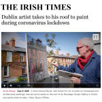 Gerard_Byrne_Irish_artist_painting_Stay_at_Home_Stay_Safe_Irish_Times_clip
