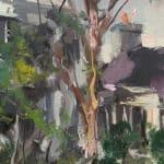 Gerard_Byrne_Sandycove_Summer_Vibes_contemporary_impressionism_plein_air_fine_art_gallery_Dublin_painting_detail