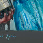 Gerard_Byrne_The_Golden_Touch_contemporary_irish_art_painting_detail