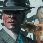 Gerard_Byrne_Eve_contemporary_irish_art_painting_detail