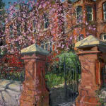 Gerard_Byrne_irish_artist_Beautiful_Moments_in_Time_Eglinton_Road_Dublin_modern_impressionism