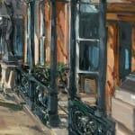 Gerard_Byrne_The_Grand_Dame_of_Dublin_modern_irish_impressionism_painting_detail