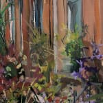 Gerard_Byrne_irish_artist_The_Joy_in_Spring_contemporary_impressionism_painting_detail