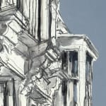 Gerard_Byrne_Happy_Days_Are_Here_Again_Finnegans_contemporary_impressionism_fine_art_gallery_Dublin_painting_detail