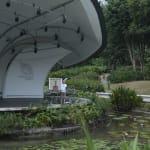 Gerard_Byrne_Blossoms_For_Breakfast_painting_en_plein_air_Artist_in_Residence_Singapore_Botanic_Gardens