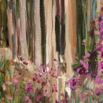 Gerard_Byrne_Spring_in_the_time_of_Coronavirus_painting_detail_contemporary_impressionism_fine_art_gallery_Dublin_Ireland