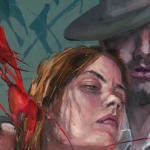 Gerard_Byrne_Escape_From_Reality_contemporary_irish_art_painting_detail