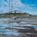 Gerard_Byrne_Always_Sunday_Sandymount_Strand_contemporary_impressionism_fine_art_gallery_Dublin_Ireland