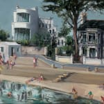 Gerard_Byrne_Caribbean_Dreams_Sandycove_contemporary_impressionism_fine_art_gallery_Dublin_Ireland
