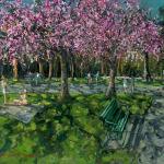 Gerard_Byrne_irish_artist_Spring_is_Here!_Herbert_Park_Dublin_contemporary_impressionism