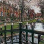 Gerard_Byrne_Another_Grey_Morning_in_Dublin_modern_irish_impressionism_art_gallery_dublin