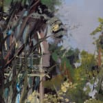Gerard_Byrne_Easy_Living_contemporary_impressionism_painting_detail_fine_art_gallery_Dublin_Ireland