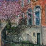 Gerard_Byrne_irish_artist_Portobello_Blooms_Grantham_Street_Dublin_modern_impressionism