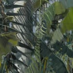 Gerard_Byrne_Cocoon_in_the_City_contemporary_impressionism_painting_detail