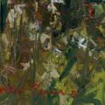 Gerard_Byrne_The_Secret_Garden_modern_irish_impressionism_painting_detail