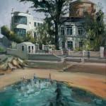 Gerard_Byrne_Caribbean_Dreams_Sandycove_III_contemporary_impressionism_fine_art_gallery_Dublin_Ireland