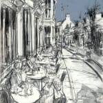 Gerard_Byrne_Happy_Days_Are_Here_Again_Finnegans_contemporary_impressionism_fine_art_gallery_Dublin