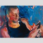 Michael Stamm, Tincture #15 (Tyler Clementi), 2021