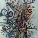 Ahmed Parvez, Still Life, 1978