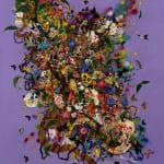 Maqbool Fida Husain, Untitled (Gaja Gamini series), 2010