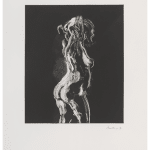 Maggi Hambling, Gemma Standing, 1991