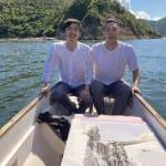 Hung Fai 熊辉, Wai Pong-yu 韦邦雨, Same Line Twice 18, 2019