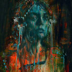 Carne Griffiths, Astral Projection