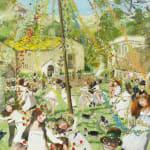 Richard Adams, White Chapel